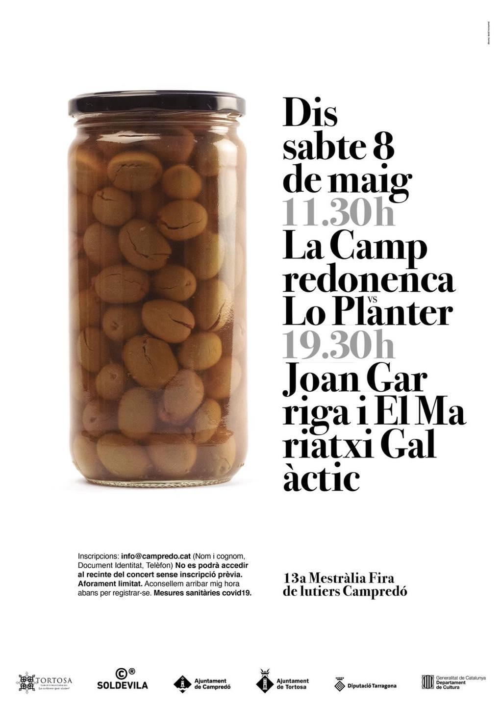 """8 de maig – Presentació de la """"Jota Campredonenca"""" a la Fira Mestràlia de Campredó"""
