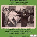 8 de juliol – Taller: Danses de carrer a les comarques del nord valencià