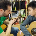 22 d'abril – Taller a l'escola Musicant