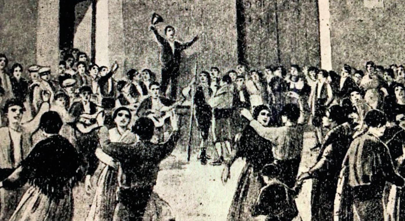 19 de gener – Ballada Popular + Vermut per Sant Antoni